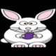 Easter Bunny Jigsaw online game