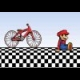 Mario BMX Ultimate 2 online game
