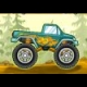 Monster Truck vs Forest online game