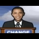 Obama Dress-up online game