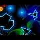 Asteroids Deluxe online game