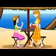 Beach Cafe online game