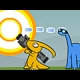 Dinosaurs and Meteors online game