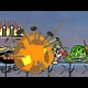 Roly Poly Cannon: Bloody Monsters Pack online game