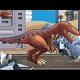 T-Rex Rampage: Prehistoric Pizza online game