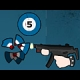 The Gun Game online game