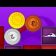 Three Olympic Medals online game