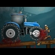 Zombie Tractor online game